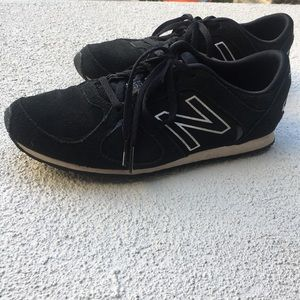 New Balance Suede Tennis Shoes